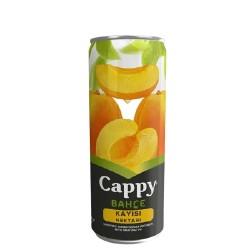Cappy Bahçe Kayısı Nektarı 330 Ml
