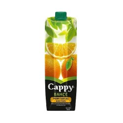 Cappy Bahçe Portakal Nektarı 1 Lt