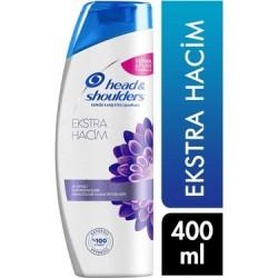 Head & Shoulders Şampuan Extra Hacim 400 Ml