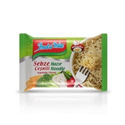 Indo Mie Sebzeli Hazır Noodle 75 Gr