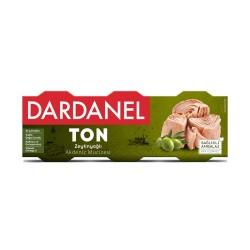 Dardanel Ton Zeytinyağlı 3x75 Gr