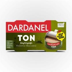 Dardanel Ton Zeytinyağlı 2x150 Gr