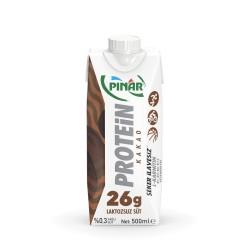 Pınar Süt Protein Kakaolu 500 Ml
