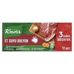 Knorr Et Suyu Bulyon 6'lı 120 Gr