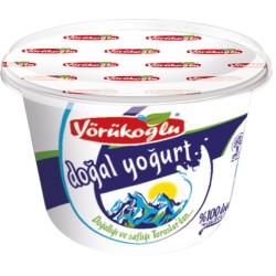 Yörükoğlu Doğal Yoğurt 500 Gr
