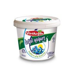 Yörükoğlu YarımYağlı Doğal Yoğurt 2000 Gr