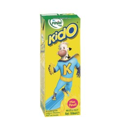 Pınar Kido Süt Muzlu 200 Ml