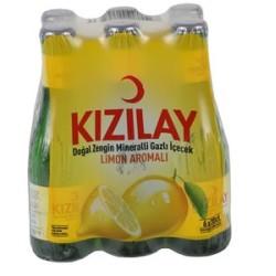 Kızılay Maden Suyu Limon Aromalı 6'lı