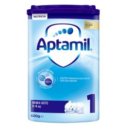 Aptamil 1 Bebek Sütü 800 Gr 0-6 Ay Akıllı Kutu