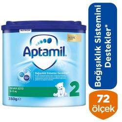 Aptamil 2 Devam Sütü 350 Gr 6-9 Ay Akıllı Kutu