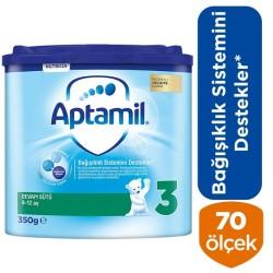 Aptamil 3 Devam Sütü 350 Gr 9-12 Ay Akıllı Kutu